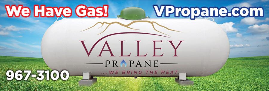 Valley Propane Billboard